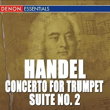 Handel: The Art of the Trumpet