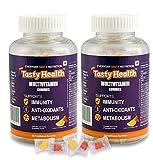 TastyHealth Multivitamin Gummies for Women & Kids - Pack of 2-30 * 2