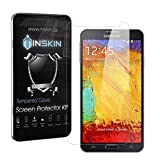 Inskin Case-Friendly Tempered Glass Screen Protector, fits Samsung Galaxy Note 3. 2-Pack