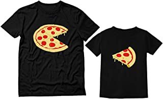 father daughter pizza shirt