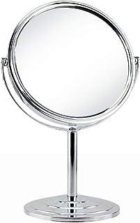 拡大鏡ミラー両面6インチスイベル拡大化粧鏡,B,30*10*19cm