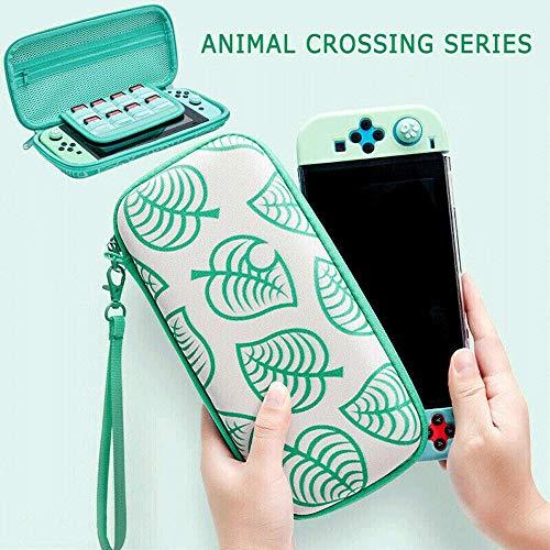 WZYGYDEF Animal Crossing draagtas voor Switch/Switch Lite opbergtas