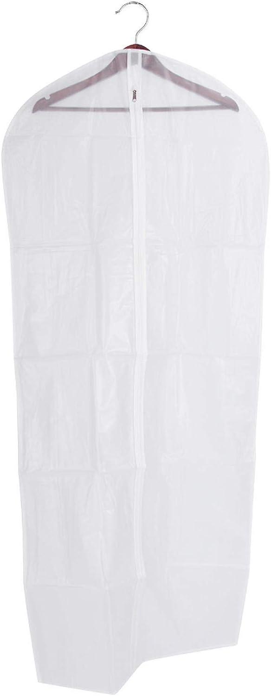 Jeanoko Coat Bag with Zip Garment Clothes PEVA Materi Covers Financial sales 5 ☆ popular sale for