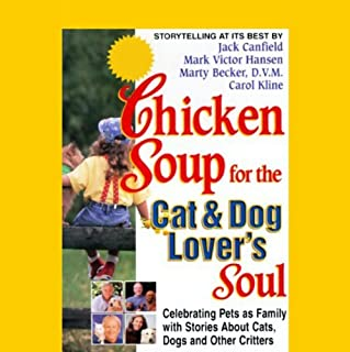 Chicken Soup for the Cat & Dog Lover's Soul cover art