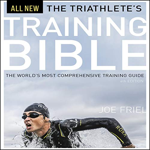 The Triathlete's Training Bible audiobook cover art