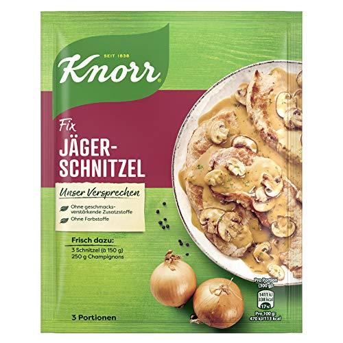 Knorr Fix Jäger-Schnitzel 3 Portionen (1 x 47 g)