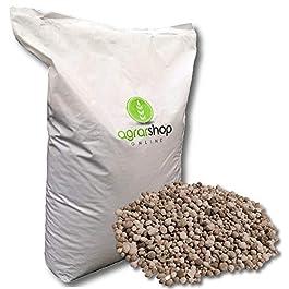 Engrais de Gazon Eco 12-5-5 25kg Startdünger Sommerdünger Engrais D'Automne Plante