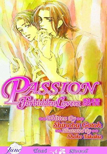 Passion Volume 4 (Yaoi)