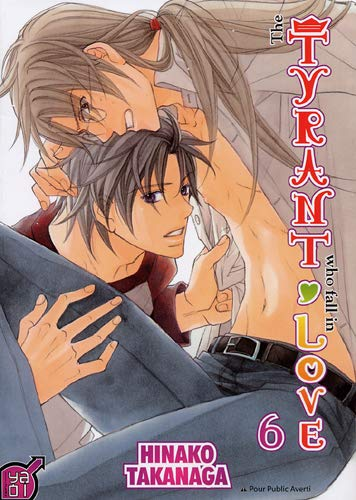 The Tyrant Who Fall in Love T06