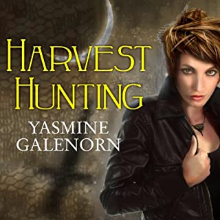 Harvest Hunting audiobook cover art
