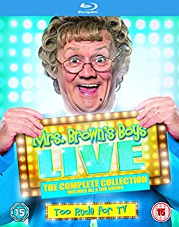 Mrs. Brown's Boys Live - The Complete Collection