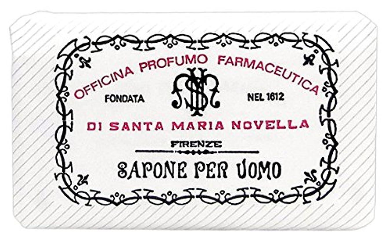 南アメリカうれしいセマフォサンタマリアノヴェッラ メンズソープ サンダーロ 130g [並行輸入品]