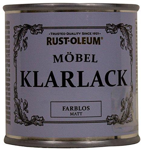 Rust Oleum Möbel Klarlack 750ml Möbellack Holzlack Shabby Chic