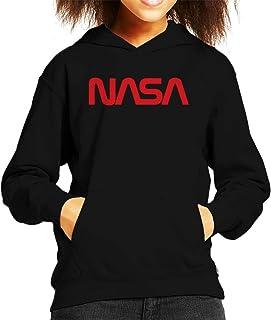 Nasa The Logo 1975-1992 Kid's Hooded Sweatshirt