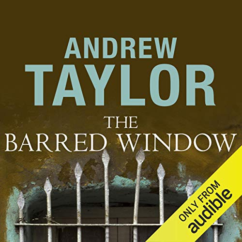 The Barred Window audiobook cover art