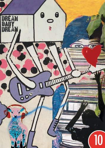 10er-Pack: Postkarte A6 +++ LUSTIG von modern times +++ DREAM BABY +++ BIZARR © BIZARRWORLD (Street Art: Cologne/Istanbul
