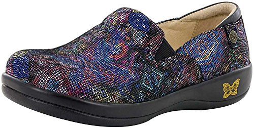 Alegria Women's Keli Beauty Blur Loafer Size 41