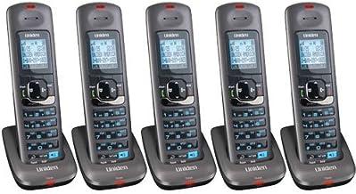 Uniden DCX400 DECT 6.0 Cordless Accessory Phone Handset (5 Handset) photo