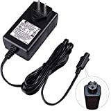Razor 36V 1A Battery Charger - PREMIUM 36V - 42V 1000mA Mini 3-Prong Two Wheel Balance Scooter Replacement Charger for Razor 2.0, Swagtron T1, T3, T6, Swagway - Qili QCF3601P1A100 - W151550590140