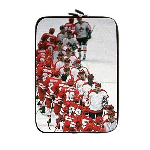 Protector TPU Suave con Hockey 6 Chico Compatible En 8 Inch Table Bag Choose Design 144-1