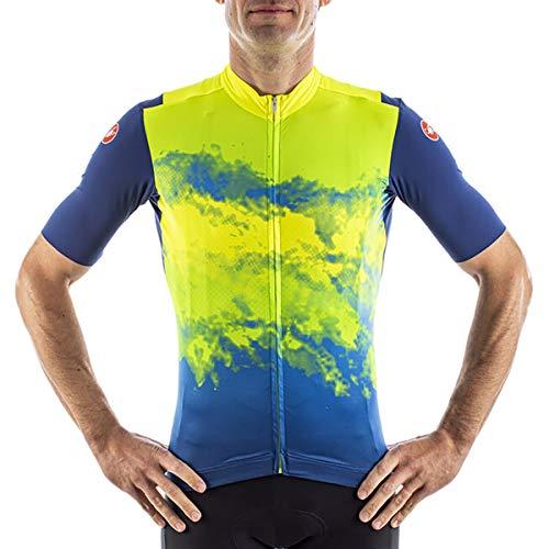 CASTELLI maglia manica corta Polvere Jersey T-Shirt Uomo