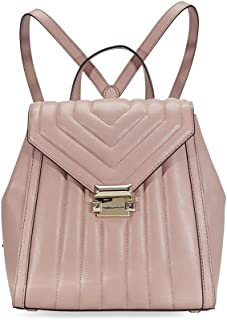 MICHAEL Michael Kors Whitney Quilted Small Backpack (Fawn)