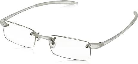 Visualites 1 Crystal 1.75 Rectangle Reading Glasses
