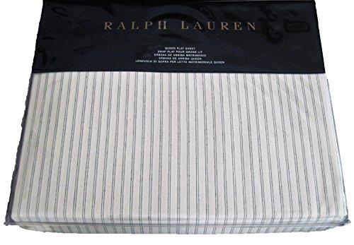Ralph Lauren Hoxton Queen Flat Sheet