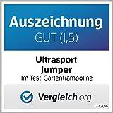Ultrasport Gartentrampolin Jumper 430 cm - 9