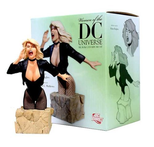 Buste BLACK CANARY Women of DcU DC Direct