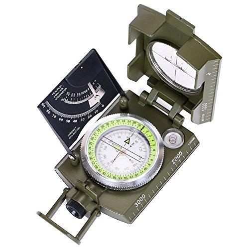 ARINO Kompass Linseatischer Kompass...