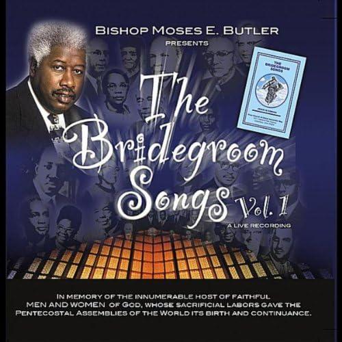 Bishop Moses E. Butler