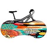 Cubierta de Bicicleta para Bicicleta a Prueba de Polvo, Bolsa de Almacenamiento de Bicicleta Antipolvo para Interiores, Cubierta Protectora de Bicicleta Resistente al Rayado, Lavable y altam