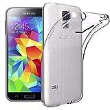 Verco Handyhülle für Samsung S5 Mini Case, Handy Cover