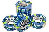 <span class='highlight'><span class='highlight'>IANPAV</span></span> Box of 18x Blue Dolphin Plastic Masking Tape 2