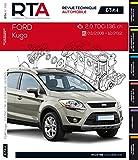 E.T.A.I - Revue Technique Automobile 799 FORD KUGA I - 2008 à 2012