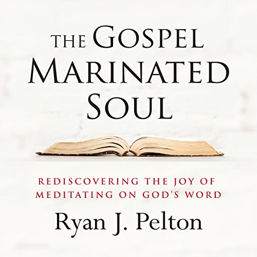 The Gospel Marinated Soul audiobook cover art