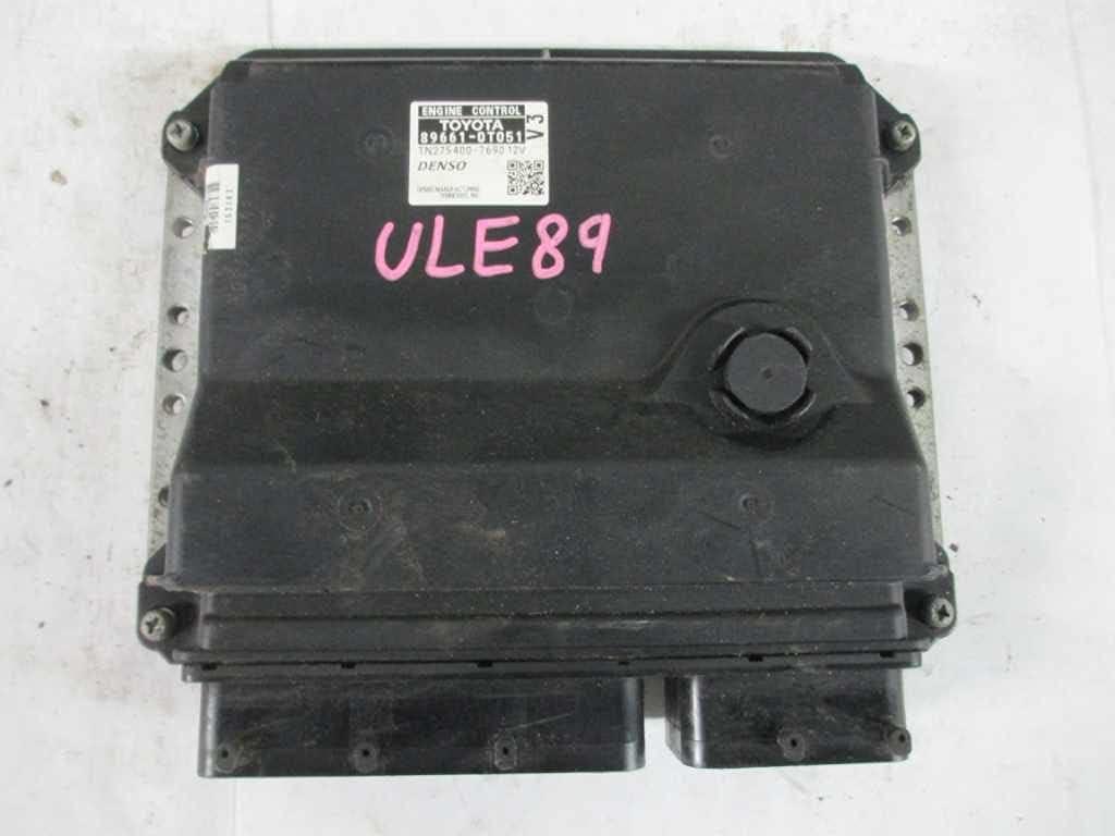 REUSED PARTS Quantity limited Engine ECM Control Fits Nashville-Davidson Mall 09-12 Compatibl Module 2.7L