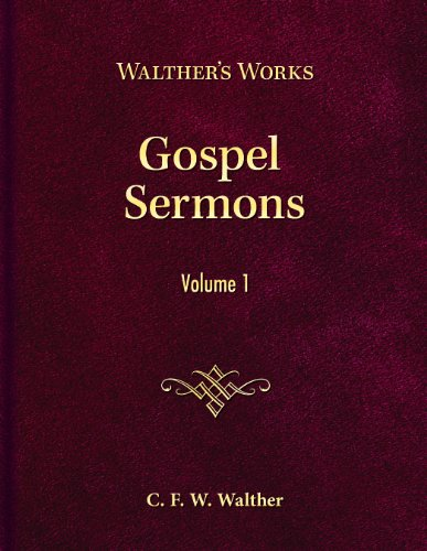 Gospel Sermons, Vol. 1