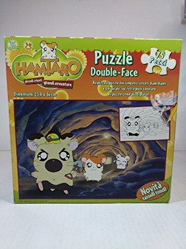 giochi preziosi 19090 puzzle hamtaro 75 pz