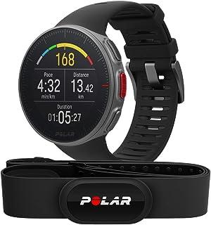 Polar Vantage V HR -Reloj premium con GPS y Frecuencia cardíaca - Sensor H10 -