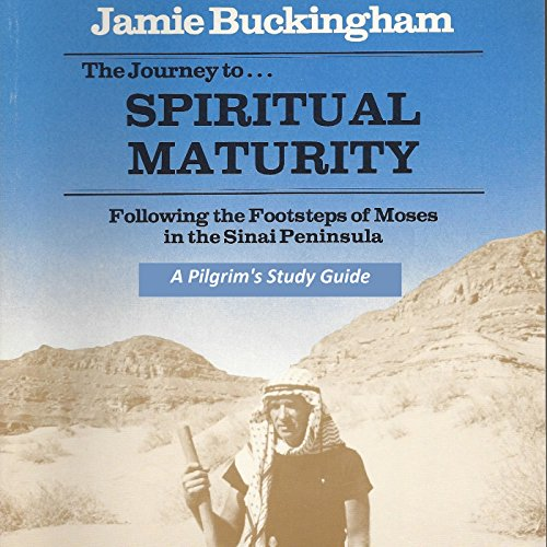 The Journey to Spiritual Maturity audiobook cover art