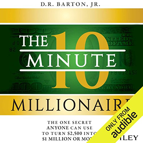 The 10-Minute Millionaire audiobook cover art