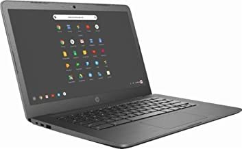 2020 HP Chromebook 14-inch LaptopComputer for Business Student Online Class/Remote Work, AMD A4 Processor, 4 GB RAM, 32 G...
