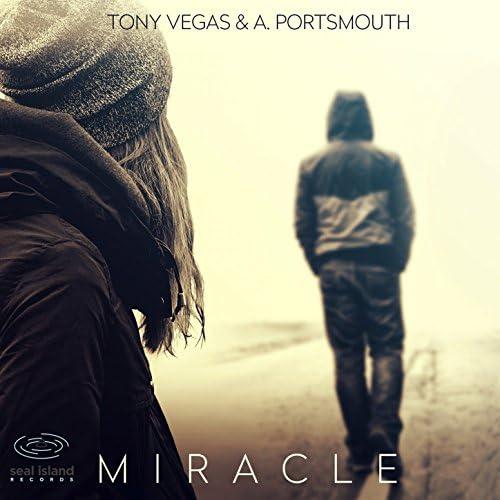 Tony Vegas, A. Portsmouth
