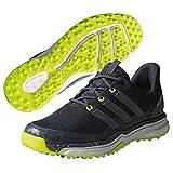 adidas Adipower Sport Boost 2 - Zapatos de Golf para Hombre, Color Gris/Amarillo, Talla 40