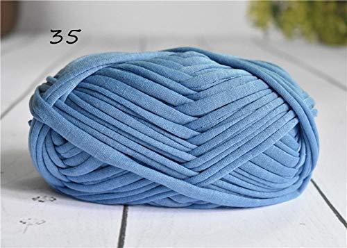 ANBF XG 100g bal dikke stof strip garen ambacht voor hand breien haak DIY kussen deken doek strip voor tassen 06 1 st