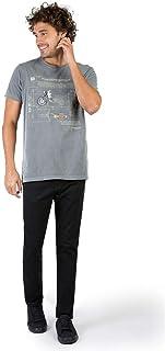 Calça Jeans Slim Flex Black