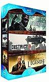 Le Livre d'Eli + District 9 + Je suis Une légende [Blu-Ray]