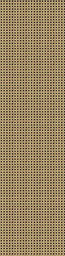 Scenolia Poster vertical déco CANNAGE 60 x 240 cm | Déco murale Qualité HD